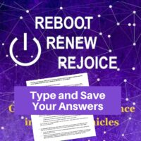 Reboot Renew Rejoice Bible Study of 1 and 2 Chronicles by Melanie Newton