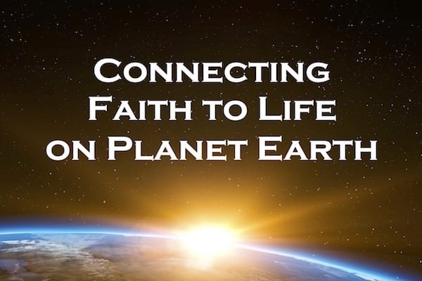 Creation, the Fall, the Flood, New heavens and earth Bible Study.