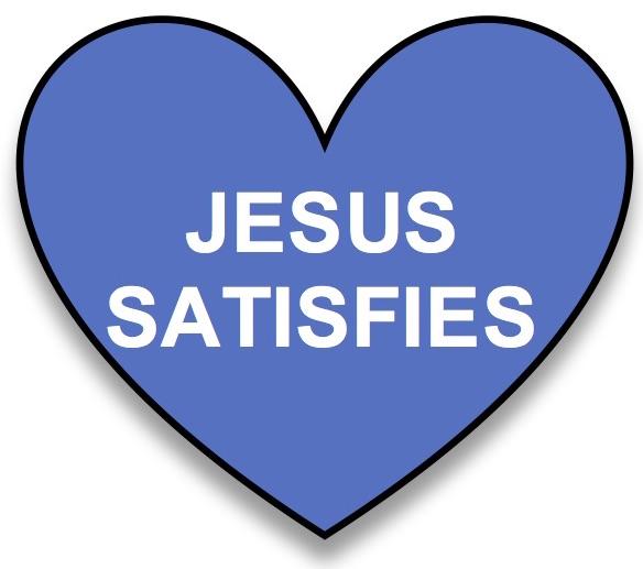 Jesus Satisfies a Woman's Heart image - melanienewton.com