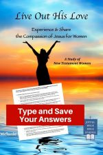 New Testament Women Bible Study in Fillable Form-Type and save your answers