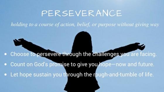 Perseverance-HoldOn-MelanieNewton.com