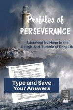 Profiles of Perseverance Bible Study in Fillable Form-Type and save your answers