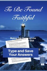 2 Timothy Bible Study in Fillable Form-Type and save your answers