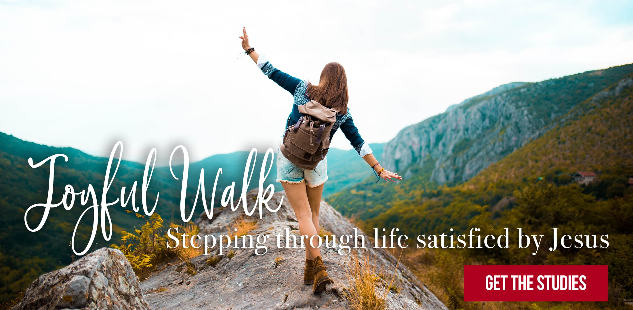 Joyful Walk Ministries-Bible Studies for women; Lead a Bible Study resources for women