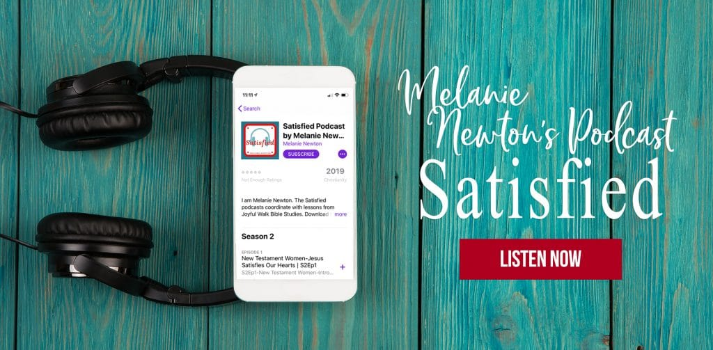 Satisfied Podcast by Melanie Newton
